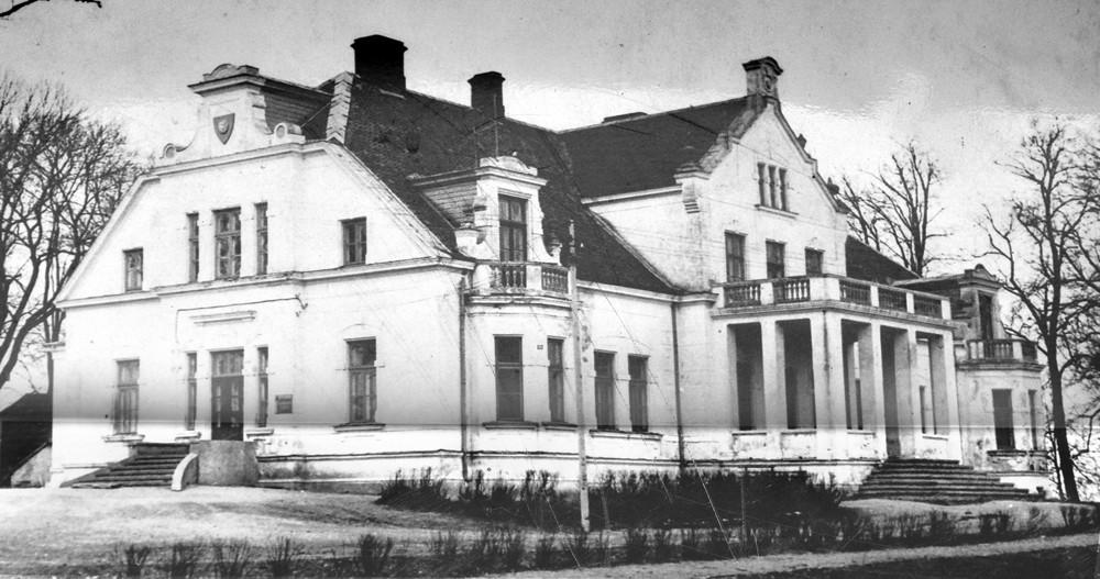 Laukžemės dvaras (Klaipėdos apskr.)