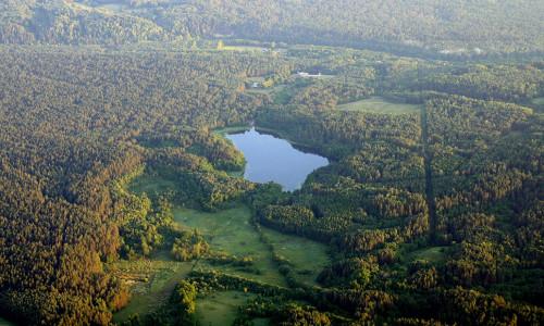 Velniakampio ežero orientacinė trasa