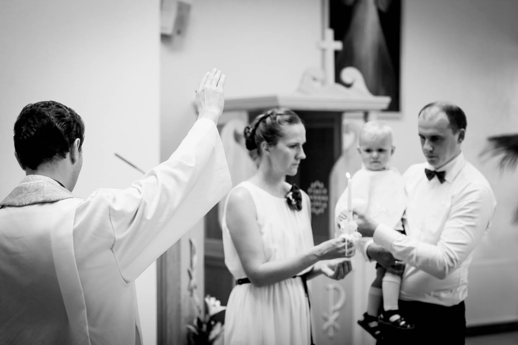 Šiuolaikinė krikštynų fotosesija